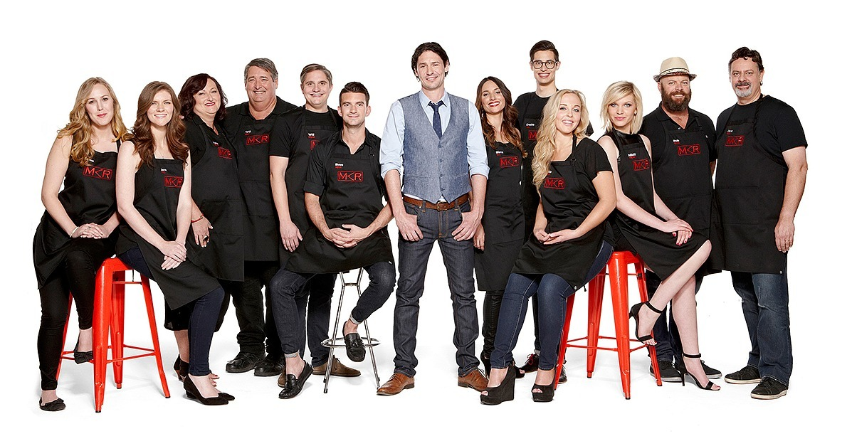 My kitchen rules 2015 meet the contestants popsugar for Y kitchen rules contestants
