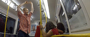 This Dance Party on a Perth Train Will Improve Your Day Immensely