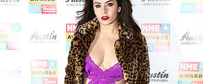 Charli XCX Takes the Nightie-as-a-Dress Trend to the Next Level