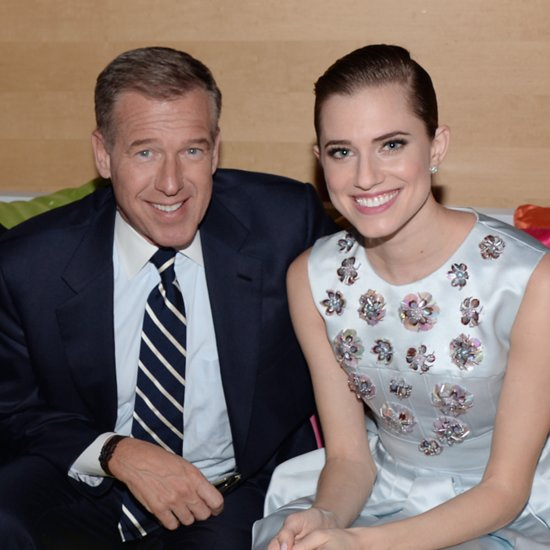 Allison Williams Talks About Dad Brian Williams