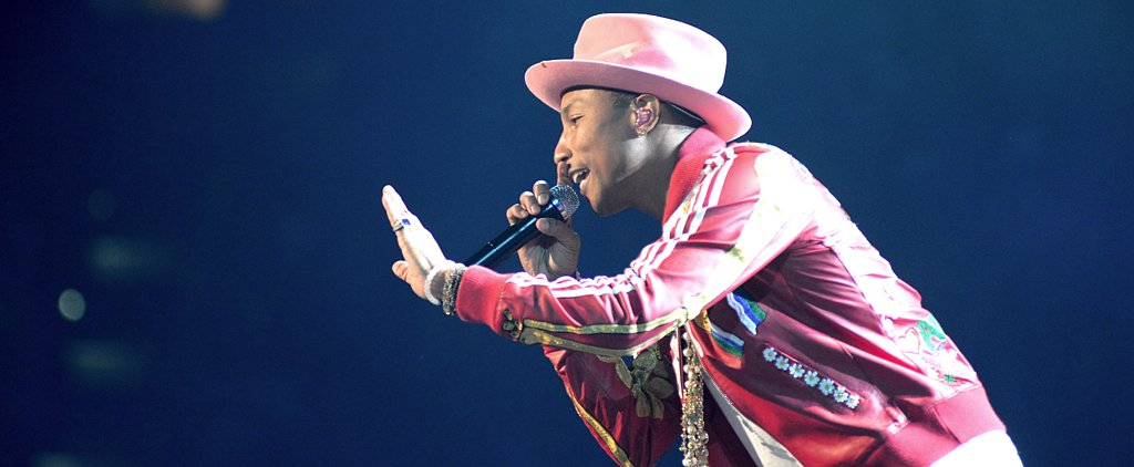 Pharrell on the Fashions That Inspire Him