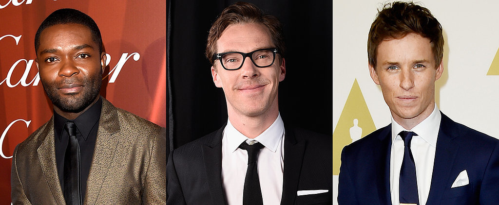 The Sexiest Man of Award Season: Will Another Brit Beat Benedict?
