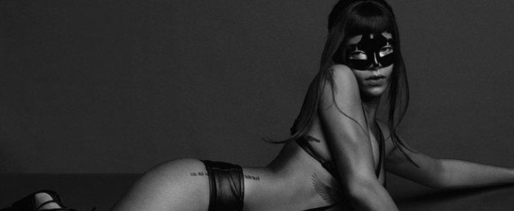 See Rihanna's Latest NSFW Shoot