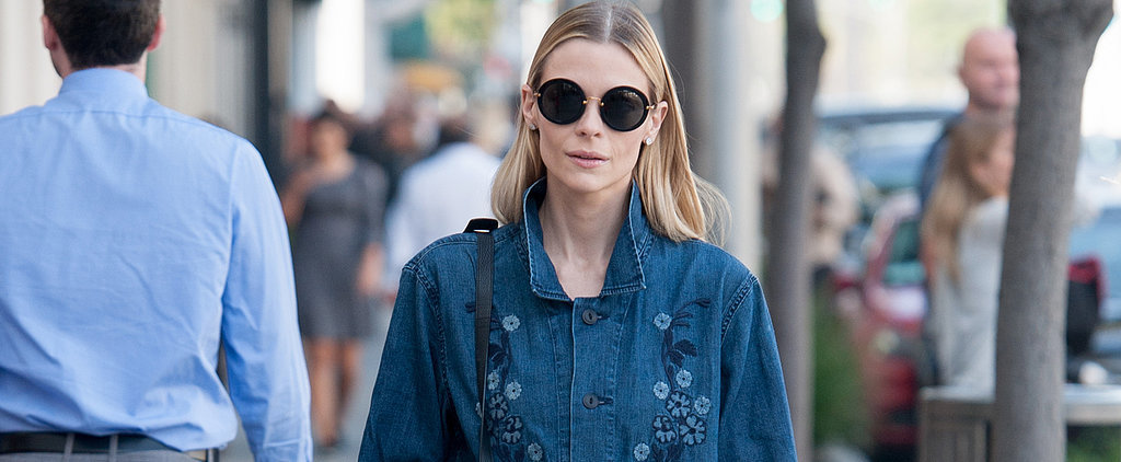Jaime King's About to Be Dressing a Baby Bump in Style