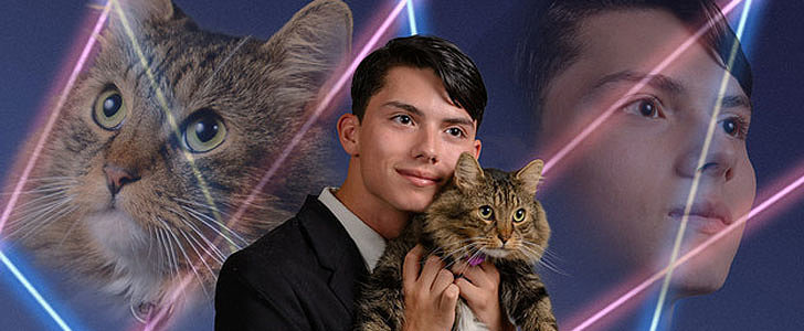 Teen in Viral Laser Cat Yearbook Photo Has Died