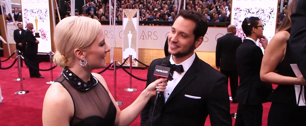 Matt McGorry Jokes About Hoping He Doesn't Die on HTGAWM