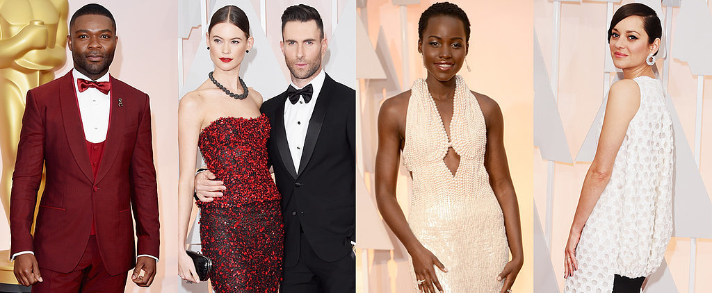 See Every Star on This Year's Oscars Red Carpet!