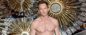 Neil Patrick Harris zieht blank bei den Oscars