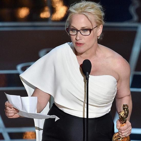Patricia Arquette's Oscar Acceptance Speech | Video