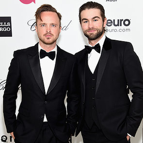Celebrities at 2015 Elton John Oscars Viewing Party