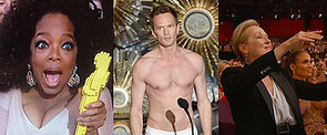 Relive the Best Oscars Moments — Watch Now!