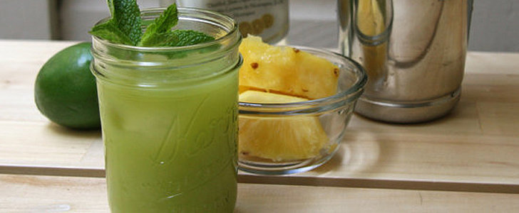 A Juice Recipe That Tastes Better With Booze