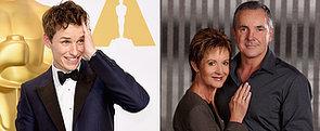 Oscar Winner Eddie Redmayne Loves Karl and Susan From Neighbours