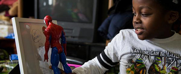 Stan Lee, Spider-Man Creator, Did Something Wonderful For a Boy With Autism