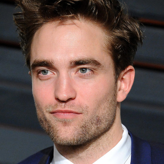 Robert Pattinson at Vanity Fair's Oscars Bash 2015
