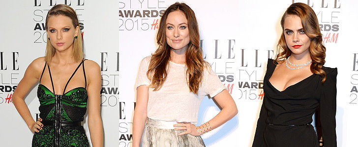 Stars Step Out For the Elle Style Awards