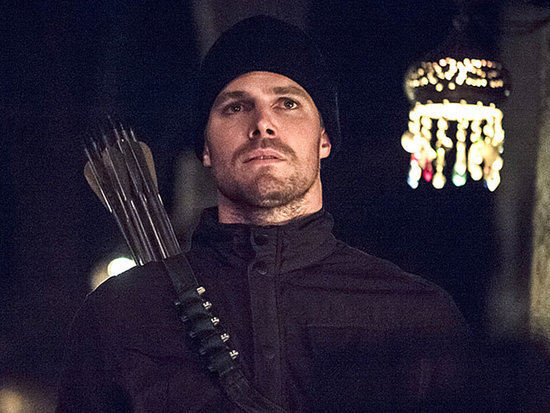 Stephen Amell Wants to Work with His Cousin Robbie in the Flash/Arrow Universe