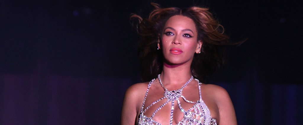 In Case You Missed It, Queen Bey Posted Her Workout on Instagram