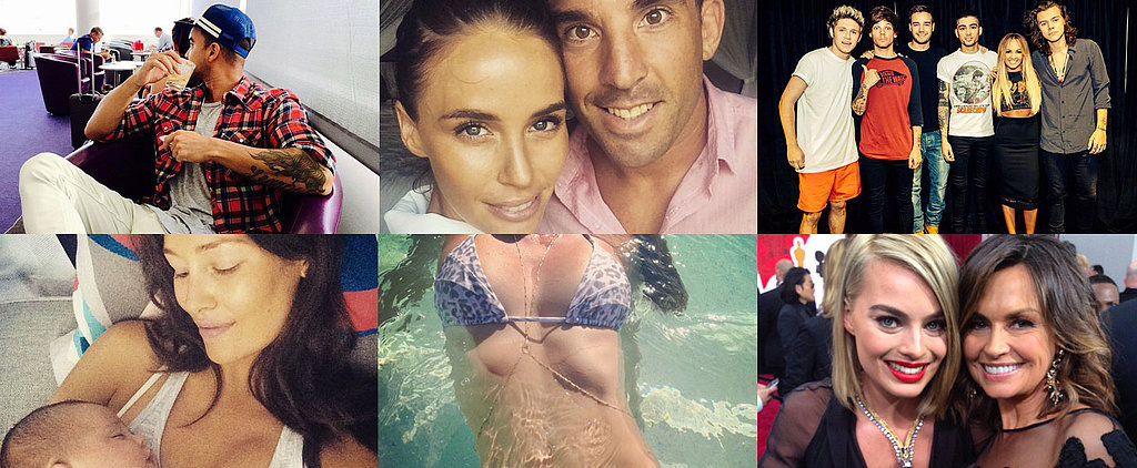 This Week's Sexiest and Sweetest Celebrity Instagram Snaps