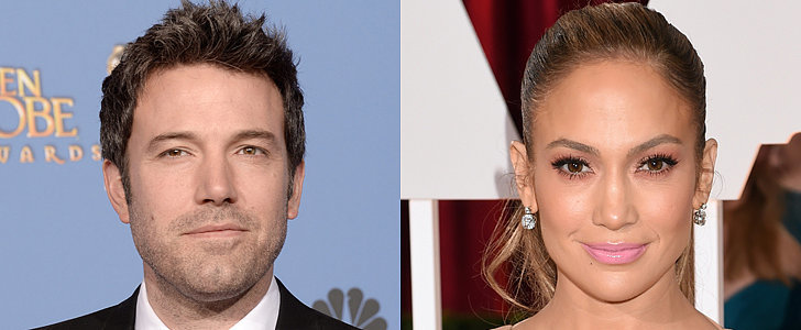 Ben Affleck and Jennifer Lopez Had a Friendly Reunion at the Oscars