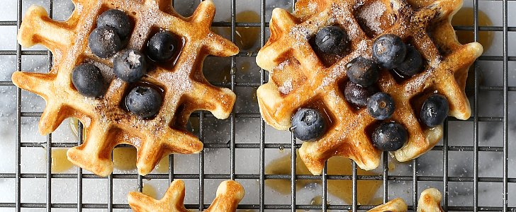 Waffle Recipes That Leslie Knope Would Approve Of