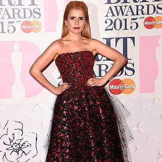 Celebrities at the BRIT Awards 2015 | Pi