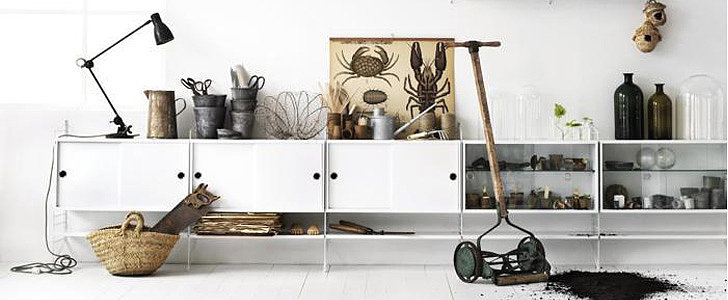 Swedish Shelving That Will Change Your Home For the Better