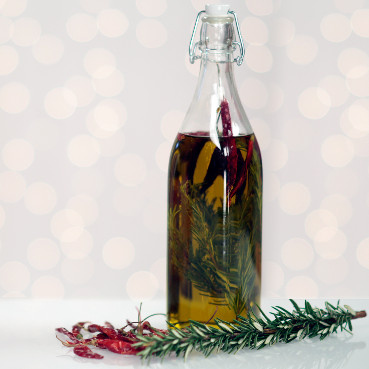 Experiment With Different Oils and Vinegars