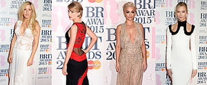 The Brit Awards Red Carpet Was More Glamorous Than Ever This Year