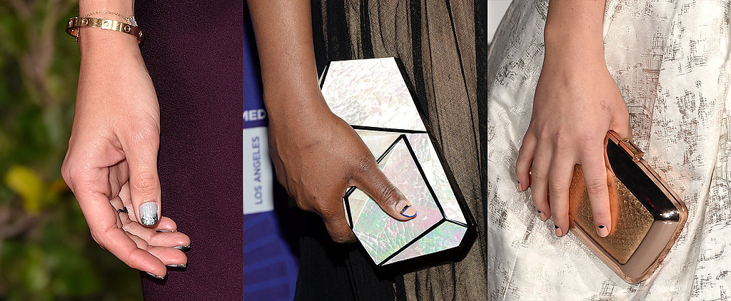 7 Celebs Who Nailed the Nail Art Trend