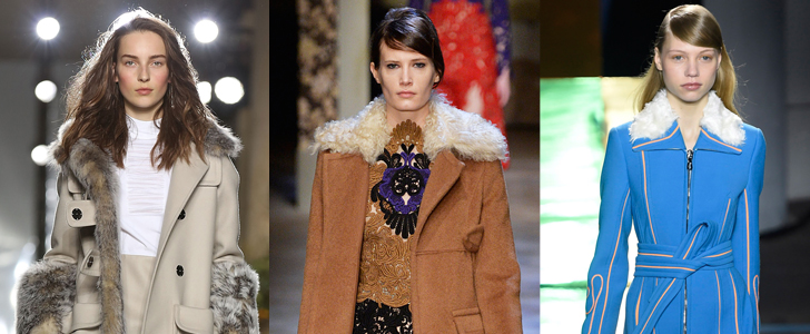 We're So Ready to Rock These Fall 2015 Coats