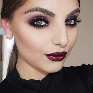 Long Lashes Smokey Eye Makeup Inspiration