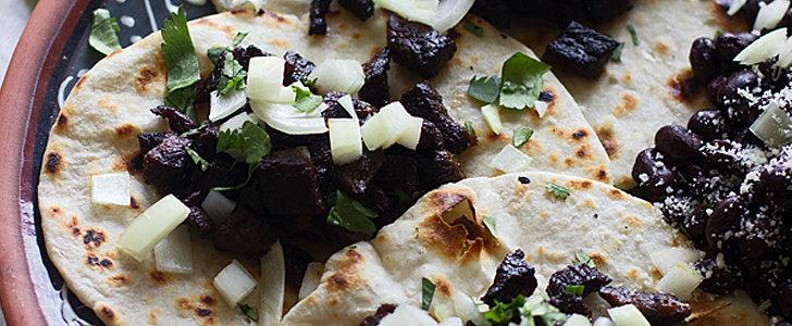Street-Vendor-Style Crispy Beef Tacos