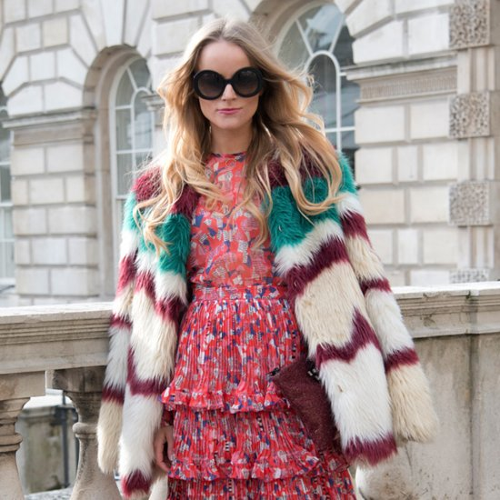LFW Street Style Look of the Day 2
