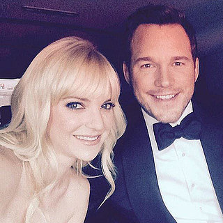 Chris Pratt and Anna Faris Instagram an