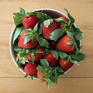 How to Make Underripe Strawberries Taste Good