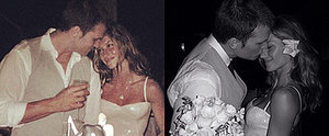 Gisele Bündchen Shares a New Wedding Snap on Her and Tom Brady's Anniversary!
