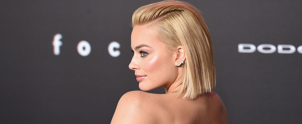 Margot Robbie Looked Badass on Another Red Carpet Yesterday