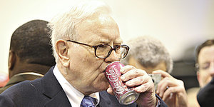 Warren Buffett's Secret To Staying Young Might Make You Sick