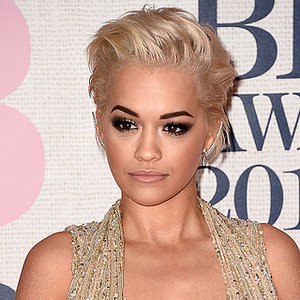 Brit Awards Red Carpet Beauty 2015