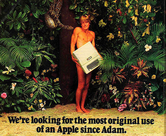 These Awkward Vintage Tech Ads Are Too Good