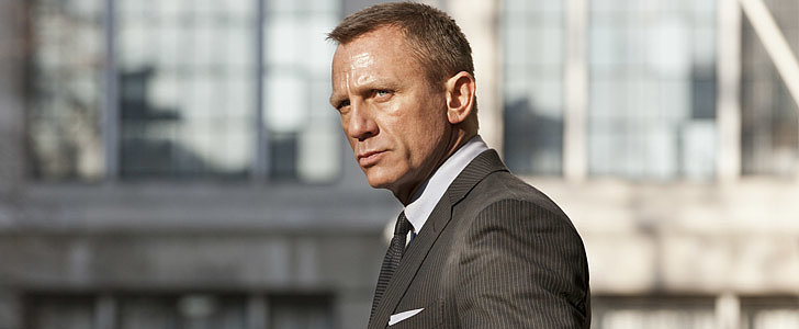 See All the Photos of Daniel Craig Looking Hot as James Bond