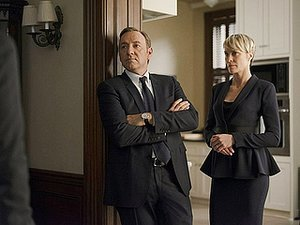 Get the Look: Frank and Claire Underwood's D.C. Townhouse