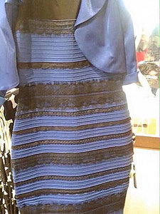 The Biggest Thing on the Internet Is an Argument About This Dress's Colors