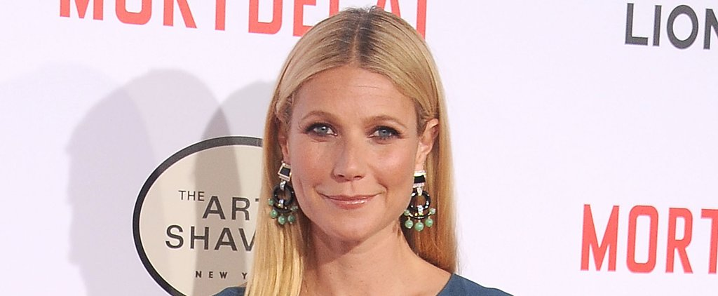 Gwyneth Paltrow to Spearhead Juice Beauty's First Makeup Range