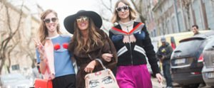 Ciao Milano! The Best Street Style From MFW