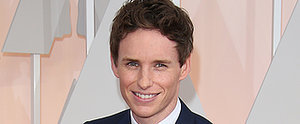 Eddie Redmayne Looks Completely Different as a Transgender Woman