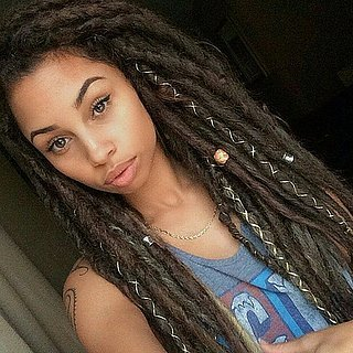 19 Real Girls Who Rock Dreadlocks