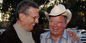 William Shatner Pays Tribute To 'Brother' Leonard Nimoy