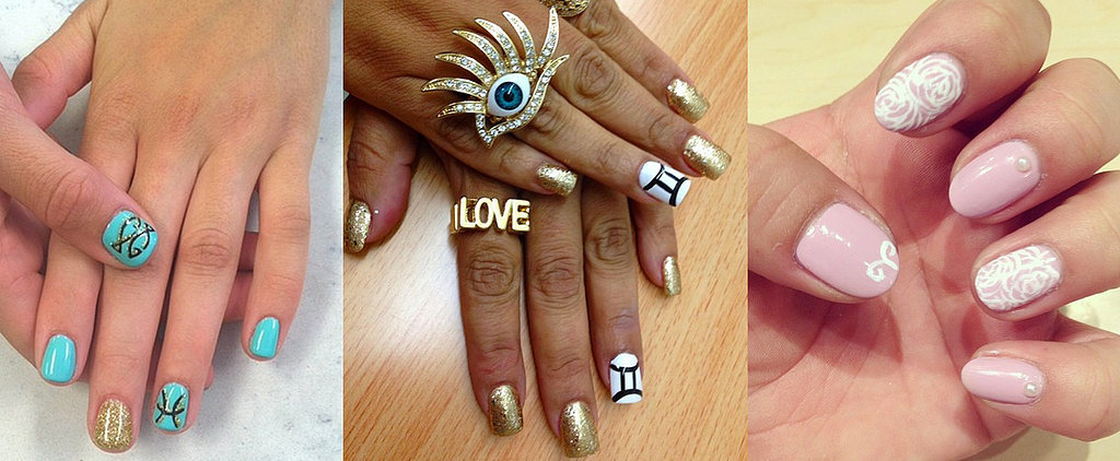 Zodiac Nail Art Ideas That Are More Spiritual Than Your Horoscope